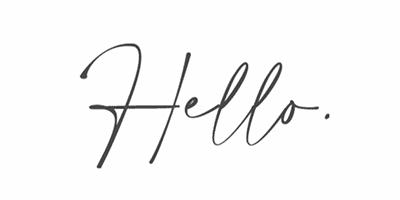 Hellow.